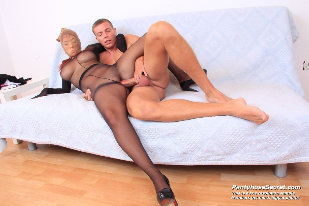 one sexual pantyhose only hosiery